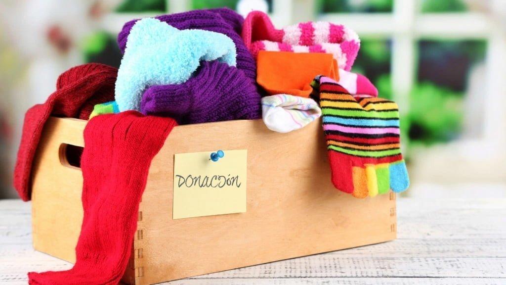 donacion de ropa