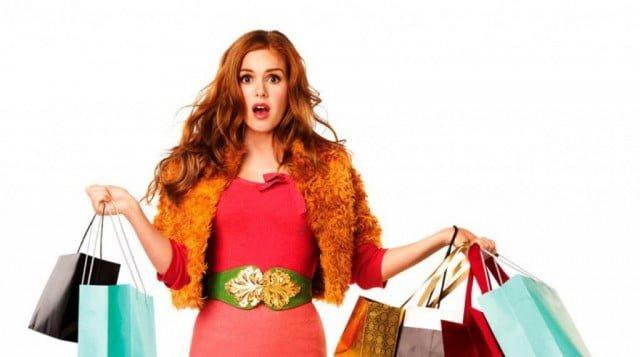 loca por las compras