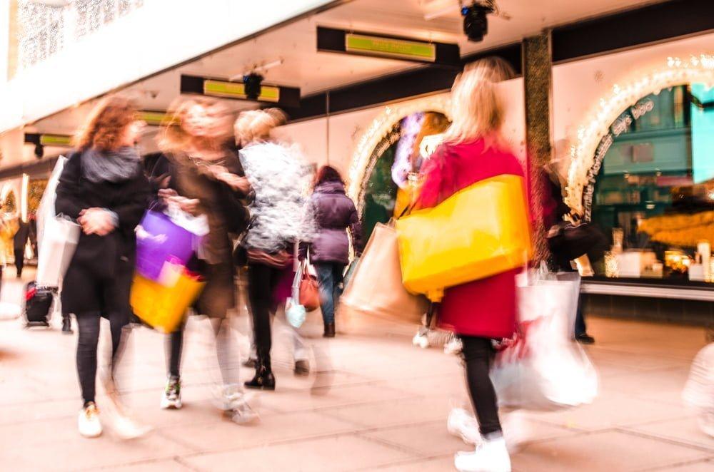 compras shopping