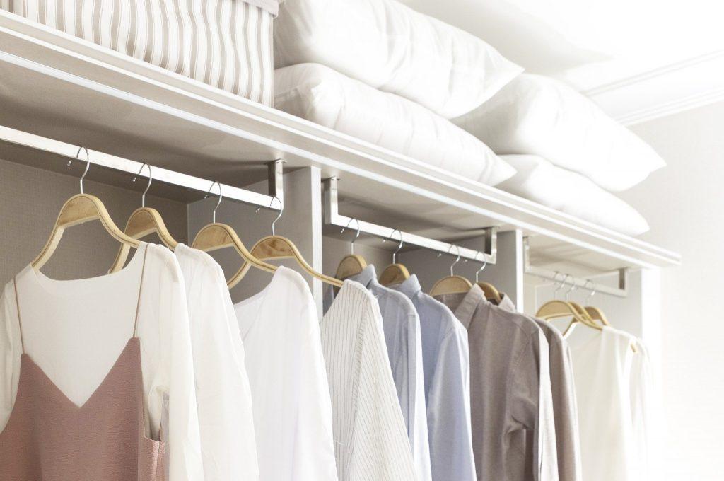 armario ordenado