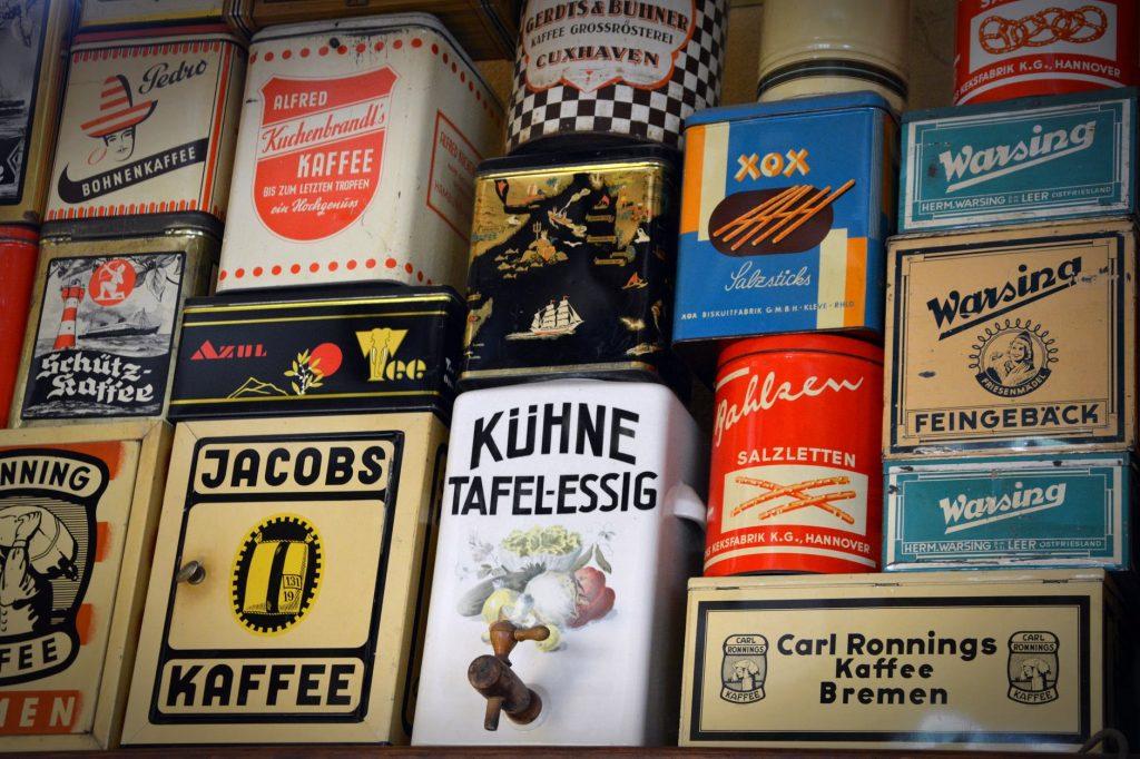 coleccion de latas