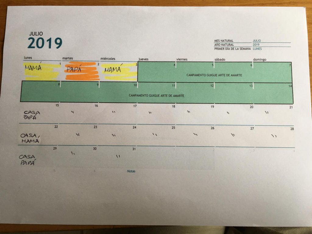 Cómo organizar y planificar el verano con tus hijos 3
