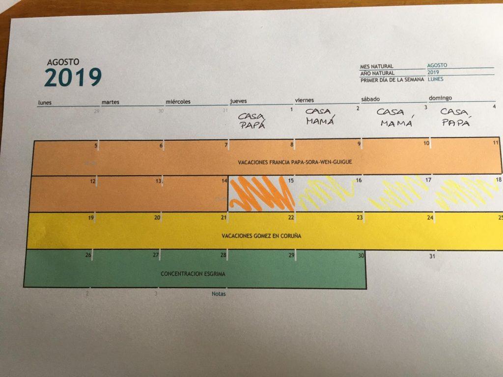 Cómo organizar y planificar el verano con tus hijos 4