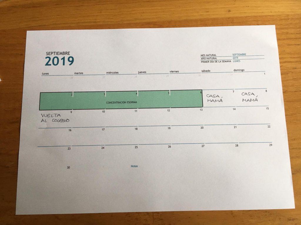 Cómo organizar y planificar el verano con tus hijos 5