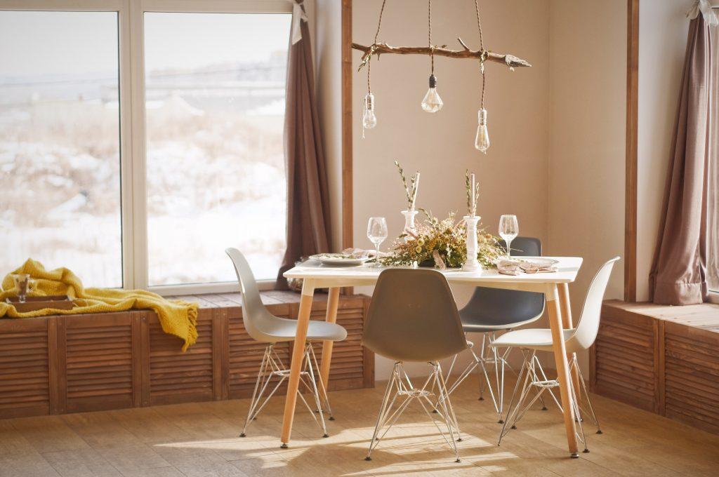 hogar mindful comedor