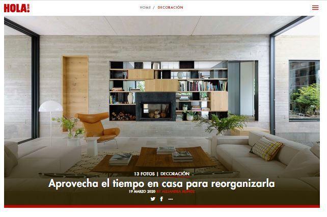 Hola.com manten tu casa organizada