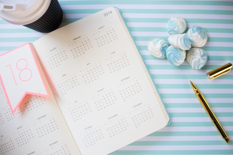planificador de objetivos diarios