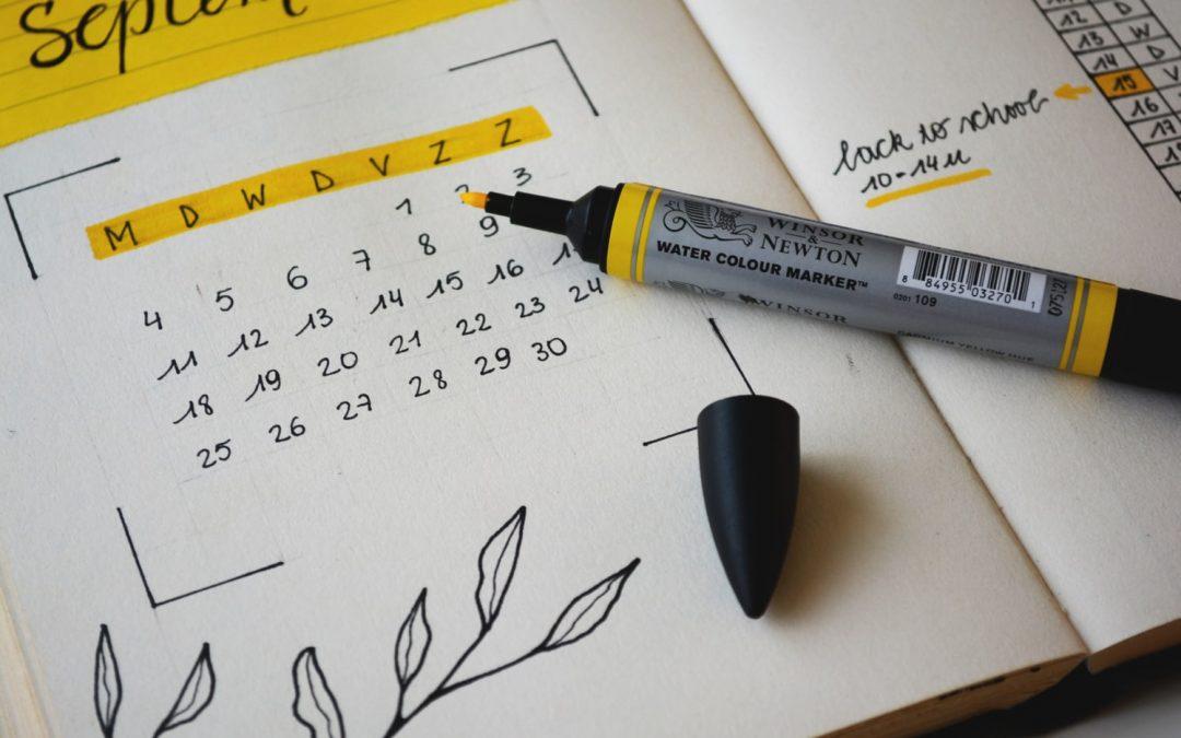 Planificador de tareas diarias de Orden Studio