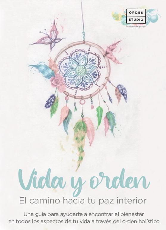"""eBook """"Vida y orden. El camino hacia tu paz interior"""""""