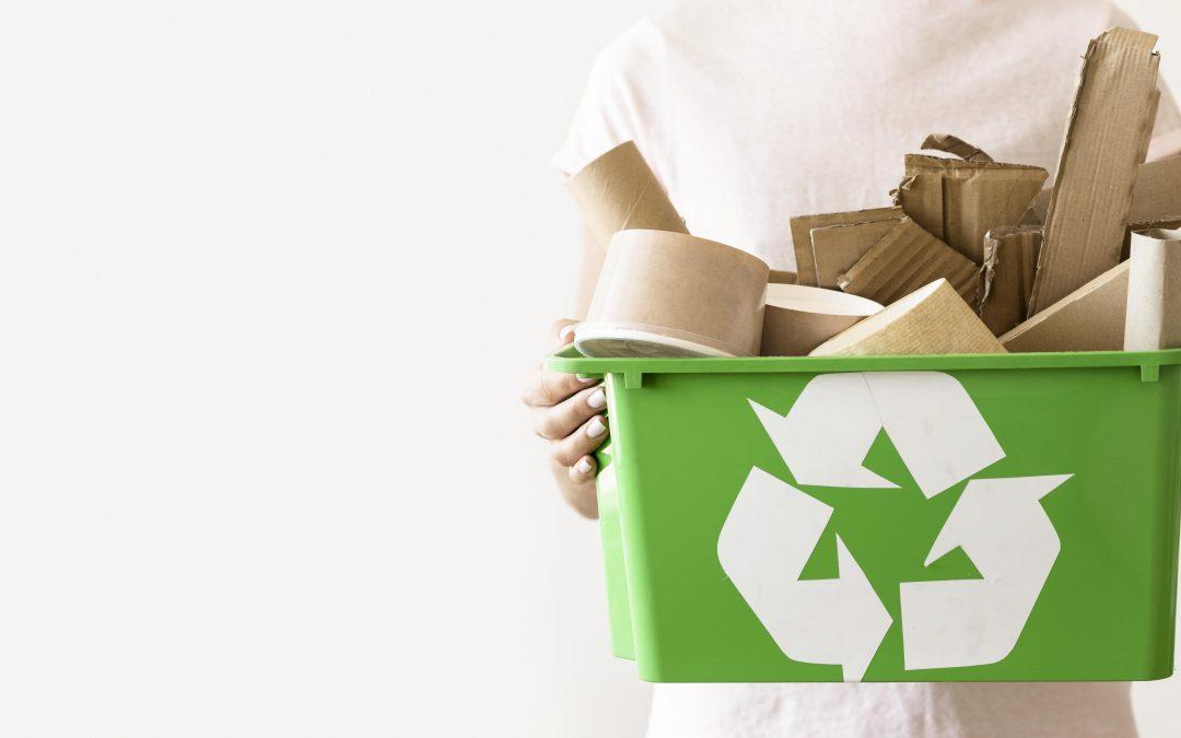 Guía de reciclaje. ¿Cómo saber qué contenedor de basura debo usar?