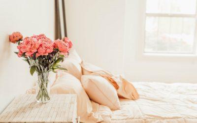 Recomendaciones para mantener nuestro dormitorio ordenado