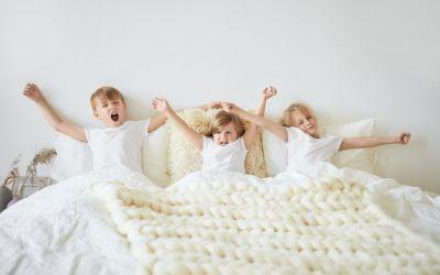 Tabla de rutinas matutinas para niños