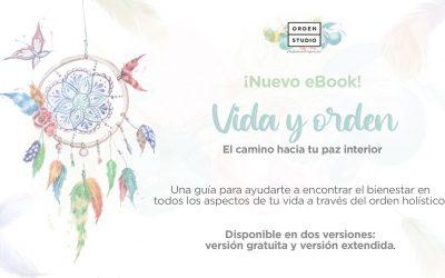 eBook «Vida y orden. El camino hacia tu paz interior»
