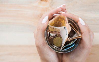 La diferencia entre ahorrar y acumular dinero